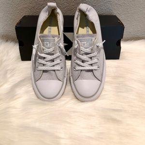 NEW Converse Chuck Taylor Shoreline' Linen Sneaker
